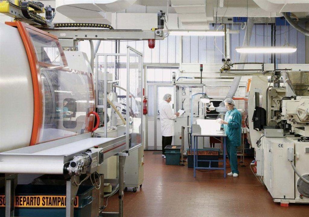 Stampaggio materie plastiche Genova